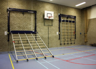 Gymzaal inrichting