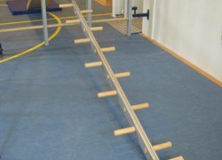 Kleutermateriaal ladder half half