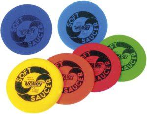 Spelmateriaal foam frisbee