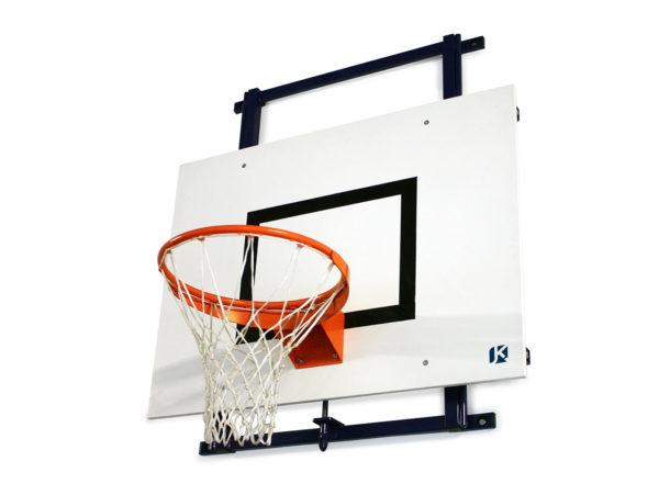 Basketbalinstallatie wandbord