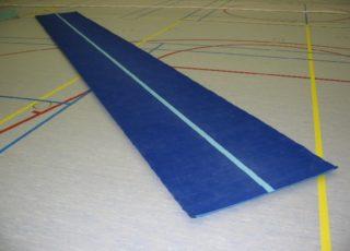 Lange gym mat 10 meter