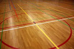 Schoonmaakmiddel Houten Vloer : Onderhoud van sportvloeren onderhoudsadvies jeka service