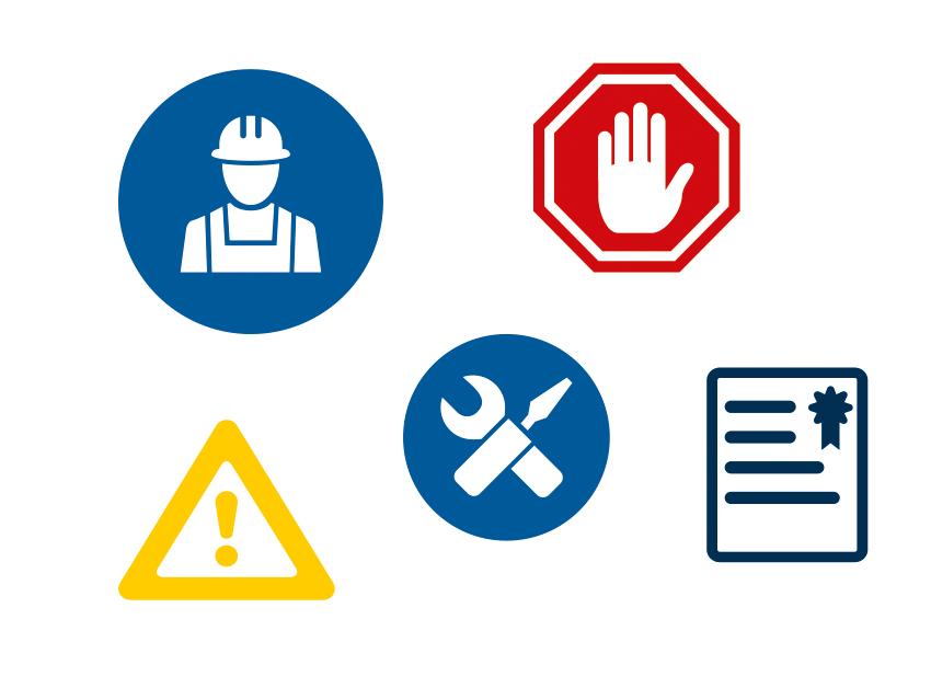 Veiligheid inspecties onderhoud
